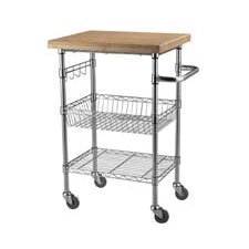 "Mobile 36"" Wire Cart"