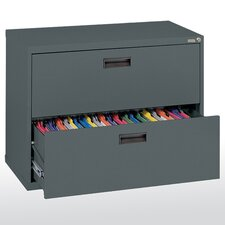 400 Series 2-Drawer  File Cabinet