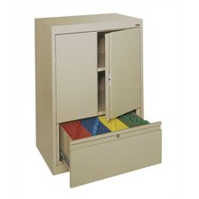 <strong>Sandusky Cabinets</strong> Systems Series Counter Height Storage