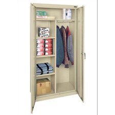 "Classic Plus 36"" Deep Combination Wardrobe Cabinet"