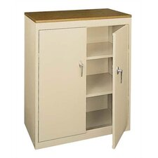<strong>Sandusky Cabinets</strong> Valueline Counter Height Mobile Cabinet