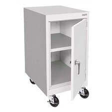 "Transport 18"" Single Shelf Work Height Storage Cabinet"