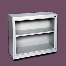 "30"" H Two Shelf Bookcase"