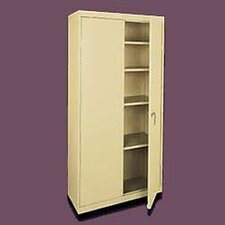 Valuline Mobile Storage Cabinet with One Handle