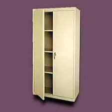 <strong>Sandusky Cabinets</strong> Valueline Deep Mobile Storage Cabinet with Fixed Shelves