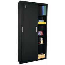 "Sliding Door 36"" Storage Cabinet"