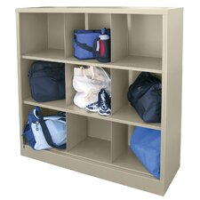 Storage Organizer 9 Compartment Cubby