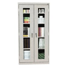 """Classic Series 36"""" Clear View Storage Cabinet"""