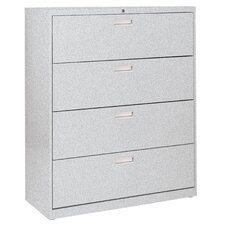 600 Series 4-Drawer  File