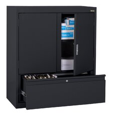 <strong>Sandusky Cabinets</strong> Elite File N Store Counter Height Cabinet