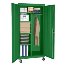 <strong>Sandusky Cabinets</strong> Transport Mobile Combination Cabinet