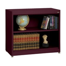 "Elite Radius Edge Stationary 30"" Bookcase"