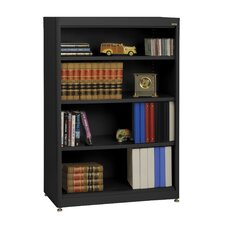 "<strong>Sandusky Cabinets</strong> Elite Radius Edge Stationary 52"" Bookcase"