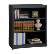 "Elite Radius Edge Stationary 42"" Bookcase"