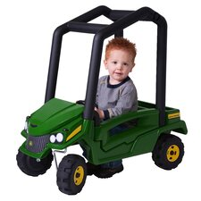<strong>John Deere</strong> Get Around Gator Pedal Car
