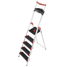 281cm XXR 225 ChampionsLine Aluminium Safety Household Ladder