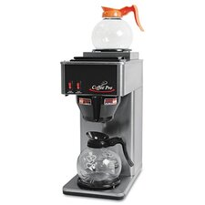 Coffee Pro Two-Burner Institutional Coffee Maker