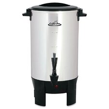 <strong>Original Gourmet Food Co.</strong> Coffee Pro 30-Cup Percolating Urn