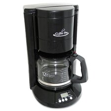<strong>Original Gourmet Food Co.</strong> Coffee Pro Home/Office 12 Cup Coffee Maker