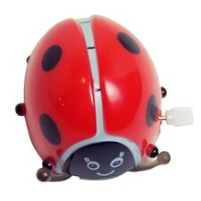 Clip-Itty-Doo-Dahs Wind Up Somersaulting Ladybug Display (Set of 24)
