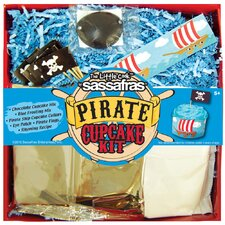 <strong>Sassafras</strong> Pirate Cupcake Kit