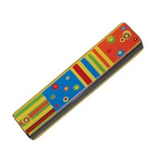 <strong>Sassafras</strong> Kid's Striped Harmonica