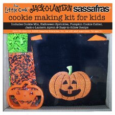 Jack-O-Lantern Cookie Making Kit