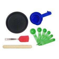 The Little Cook Pizza Basic Baking Kit