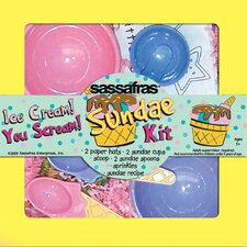 Sundae Mini Tray Set