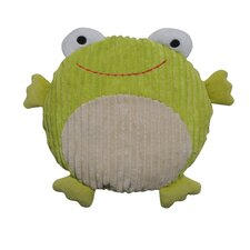 PJ Friends Frog Pillow