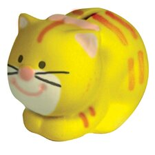 Paint Your Own Cat Mini Bank