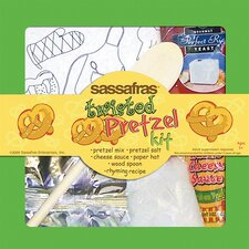 Kid's Mini Pretzel Tray Kit