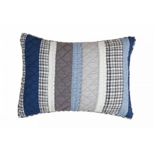 All Star Varsity Quilted Pillowcase