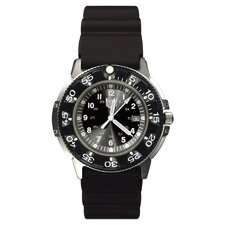 41200 Series Dive Watch with Black Face