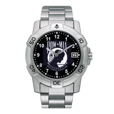 Chrome Military Watch