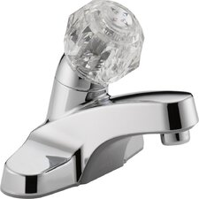 <strong>Peerless Faucets</strong> Single Hole Bathroom Faucet with Single Handle