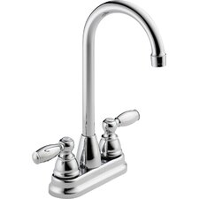 Two Handle Centerset Bar Prep Faucet