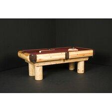 Pine Ponderosa Pool Table