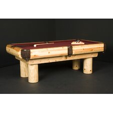 Ponderosa 7' Pool Table