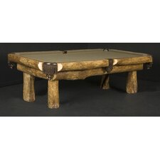 <strong>Northwoods Billiards</strong> Ironwood 8' Pool Table