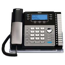 <strong>Telefield NA Inc</strong> Rca Visys 25423Re1 Four-Line Phone