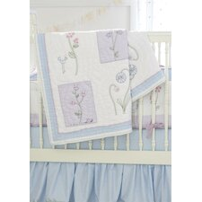 <strong>Whistle and Wink</strong> Wildflower Crib Bedding Collection