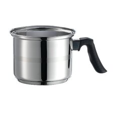 Miranda 20cm Stainless Steel Milk Pan