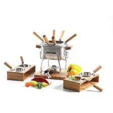 22 Piece Fondue Set