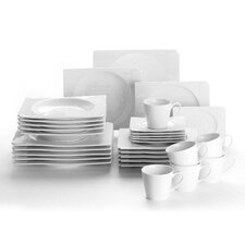 Estelle 30 Piece Porcelain Dinnerware Set