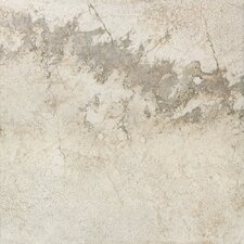 "<strong>Epoch Architectural Surfaces</strong> 18"" x 18"" Porcelain Field Tile in Gray Travertine"
