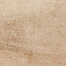 "12"" x 12"" Porcelain Field Tile in Beige Sandstone"