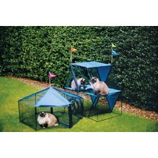 The Carnival™ Outdoor Pet Playpen