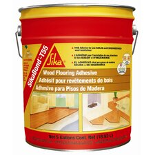 SikaBond-T55 Polyurethane Adhesive for Wood Floors - 5 Gallons