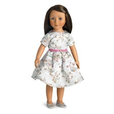 "<strong>Carpatina</strong> Julia 18"" Vinyl Slim Doll"